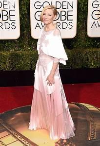 Cate Blanchett's Golden Globes 2016 Red-Carpet Dress ...