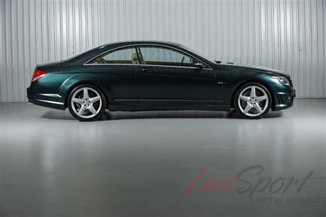 2008 Mercedesbenz Cl63 Amg Coupe Cl 63 Amg Stock