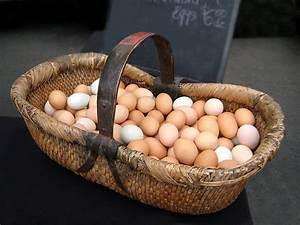 Panier A Oeuf : egg basket oeufs eggs pinterest panier panier oeuf et osier ~ Teatrodelosmanantiales.com Idées de Décoration