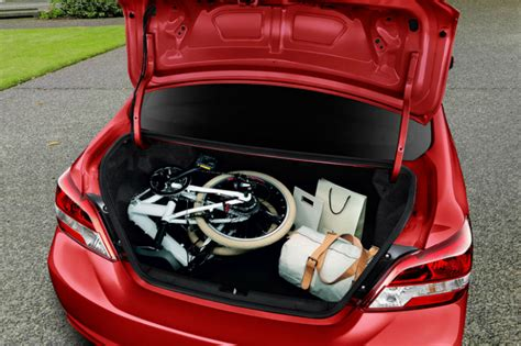 Trunk Space by Trunk Space Of The 2018 Mitsubishi Mirage G4 O D E