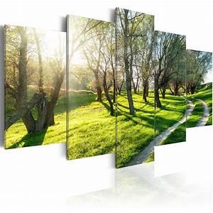 Bilder Natur Leinwand : leinwand bilder xxl fertig aufgespannt bild b ume weg natur c b 0029 b n ebay ~ Markanthonyermac.com Haus und Dekorationen