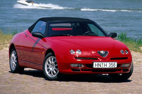 1998 Alfa Romeo Spider Photos, Informations, Articles