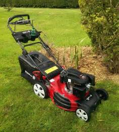 Cutting Deck For Ride On Mower by Titan Pro 6 5hp Self Propelled 3 In 1 Mulching Mower