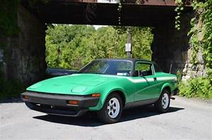 1976 Triumph Tr7  U0026quot Victory Edition U0026quot  For Sale