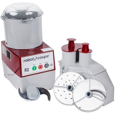robo cuisine coupe combination food processor r2n
