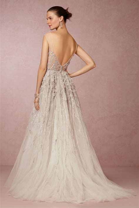 Wisteria Gown In Bride Wedding Dresses At Bhldn The