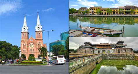 destinasi wisata  vietnam  tidak  dilewatkan