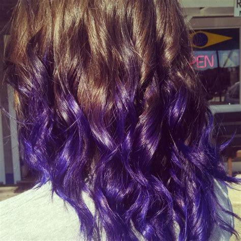 crazy hair color ideas  brunettes ideas