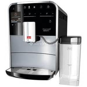caffeo melitta melitta caffeo barista t f730 101 silver chez vanden borre comparez et achetez facilement