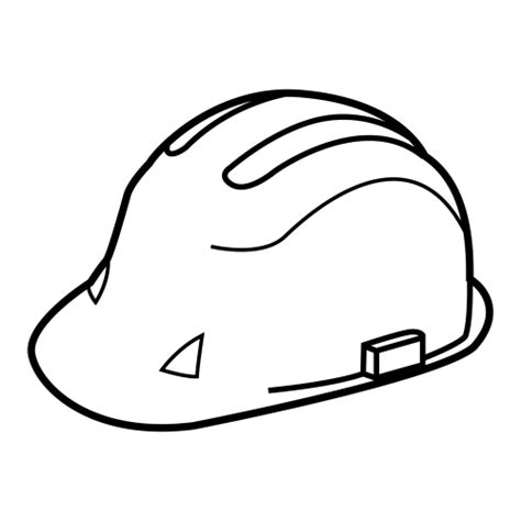 Dibujo casco de seguridad Imagui