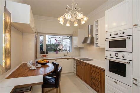 large kitchen lights nowoczesny pomysł na kuchnię w stylu retro dom pl 3661