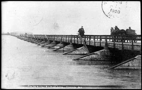 bridging  platte river netnebraskaorg
