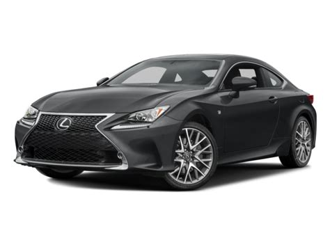 lexus sports car rc new 2017 lexus rc prices nadaguides