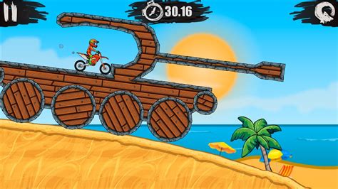 Moto X3m Bike Racing Gameplay Video Android / Ios