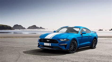 1080p Ultra Hd Mustang Wallpaper by 1920x1080 Ford Mustang Ecoboost Performance Pack 1 2018