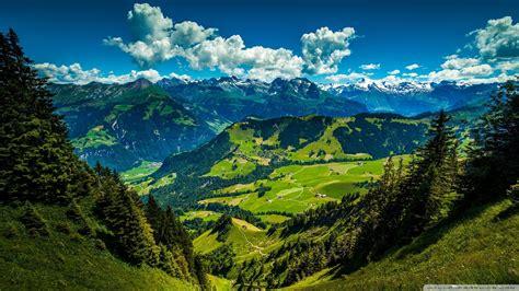 Mountain Landscape 4k Hd Desktop Wallpaper For 4k Ultra Hd