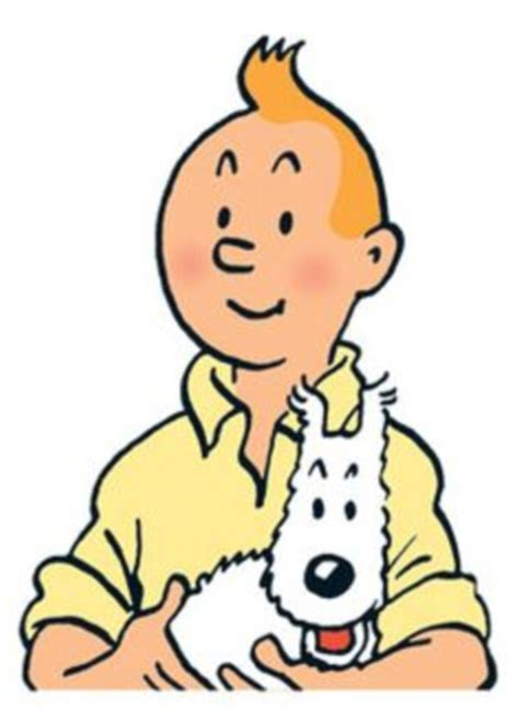 French Philosopher Says Tintin Is Female And 'asexual