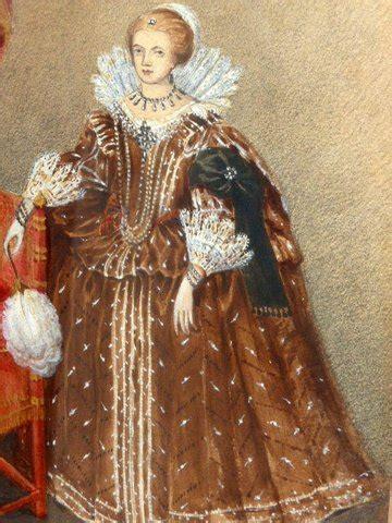 rare watercolour portrait painting  tudor queen elizabeth   la loveantiquescom