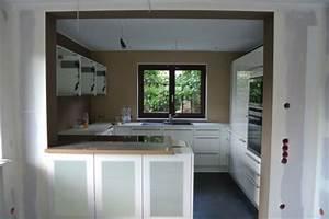 Offene Küche Esszimmer Wohnzimmer : k che offene k che luis home von goetz 35115 offene kueche zimmerschau ~ Orissabook.com Haus und Dekorationen