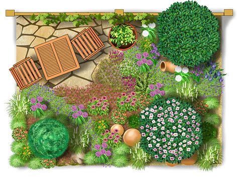 Mediterraner Garten Obi