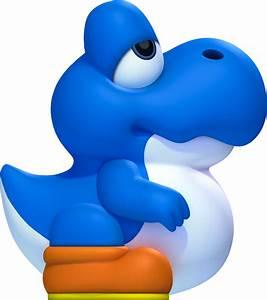 Image - Bubble Baby Yoshi (New Super Mario Bros U).png ...