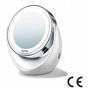 Kosmetikspiegel Led 10 Fach : standspiegel tischspiegel kosmetikspiegel mit led beleuchtung 5 fach zoom bs49 ebay ~ Bigdaddyawards.com Haus und Dekorationen