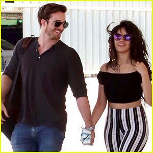 Camila Cabello Boyfriend Matthew Hussey Flaunt Pda