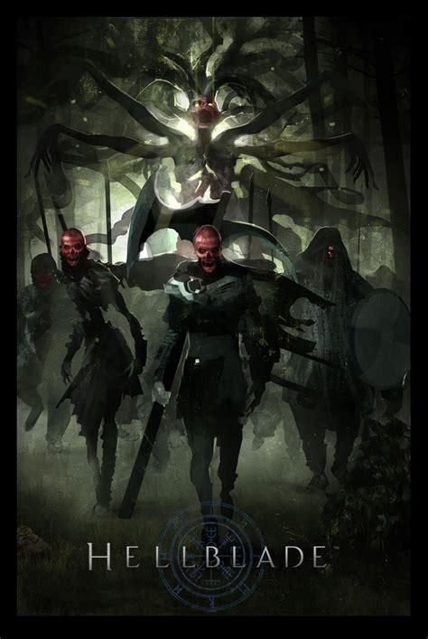 hellblade development diary  art inspiration
