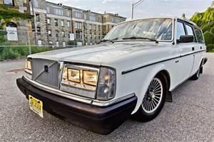 Sell Used 1984 Volvo 240 245 Dl Wagon Slammed And Custom  Nr  In Bernardsville  New Jersey