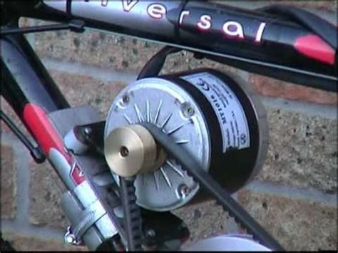 Cheap Electric Motors by Upgraded Home Made Hybrid Electric And Pedal Assisted