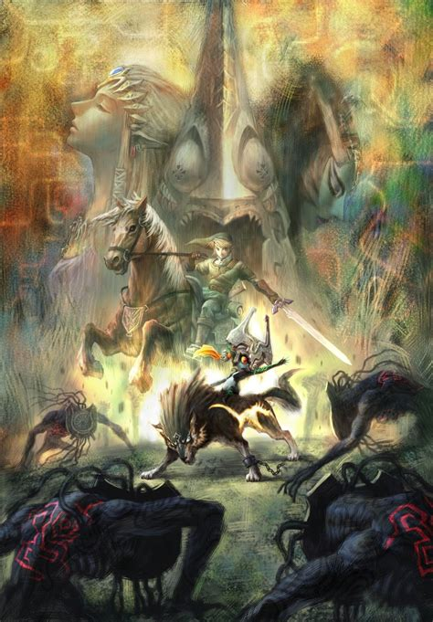 Games Review Zelda Twilight Princess Hd Is Better Than