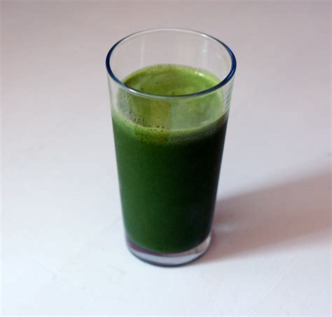 The Grains of Paradise: Green Juice