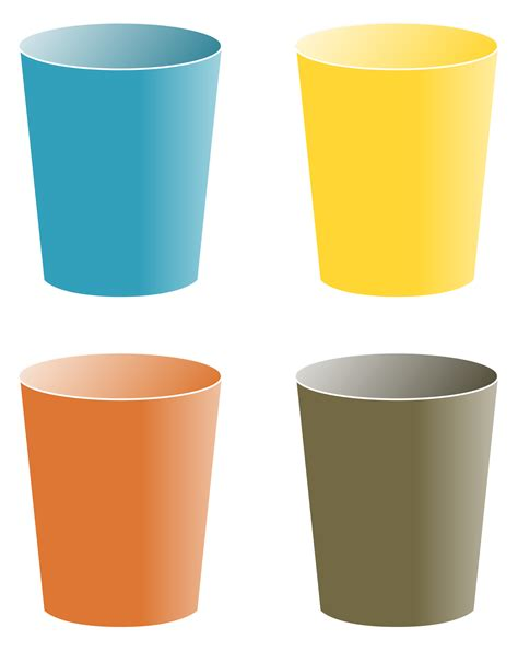 Cup Clip Cups Clipart Clipground