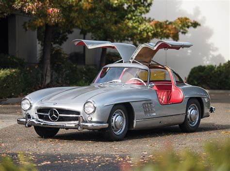 New Gullwing Mercedes by Mercedes 300 Sl Gullwing Will Make Someone Empty His