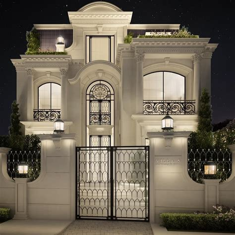 private villa architecture design qatar doha aldohh