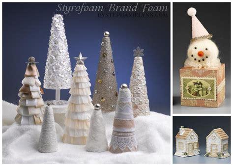 80 best styrofoam craft images on pinterest christmas