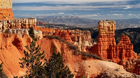 bryce canyon national park hd wallpapers background