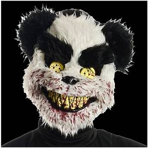 Killer Teddy Bear Mask - Halloween Costume - Mad About Horror