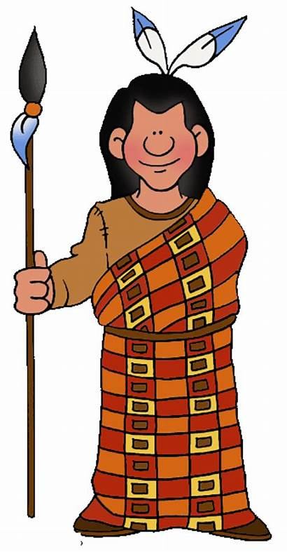 Clipart Native American Indian Woodland Clip Reservations