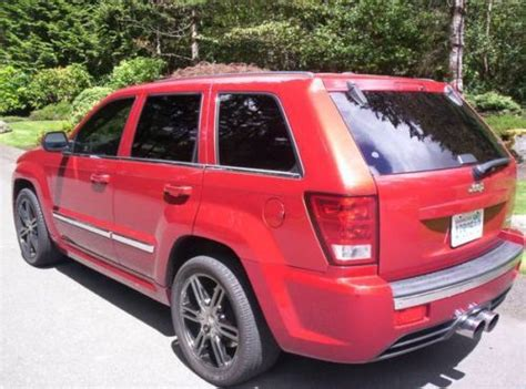 supercharged jeep cherokee find used 2006 jeep grand cherokee srt8 supercharged 600