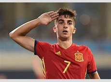 Barcelona 'keep scouting' Spain Under17 international