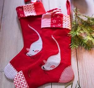 Weihnachten Nähen Ideen : nikolausstiefel kreative ideen zum selber machen all things christmas nikolausstiefel ~ Eleganceandgraceweddings.com Haus und Dekorationen