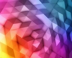 va90 wallpaper gradient rainbow polys pattern papers co