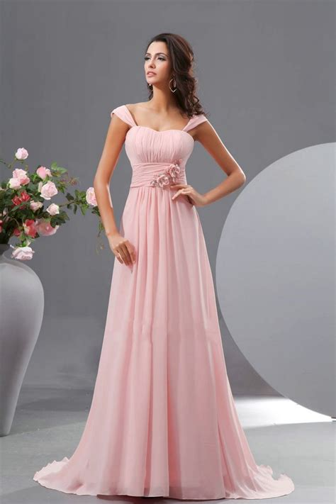 Bridesmaid Dresses by Pink Chiffon Bridesmaid Dresses Pink Bridesmaid Dress