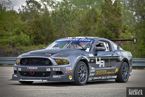New Mustang Rtr Race Car Ford Mustang