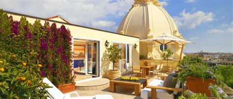 hotel la cupola roma suite overview the westin excelsior rome