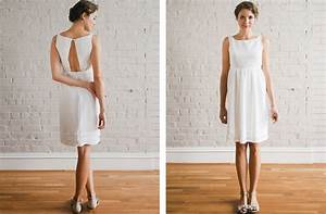 elegant simple short wedding dress sang maestro With short simple wedding dress