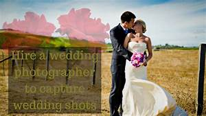 hire a wedding photographer to capture wedding shots With hire photography student wedding