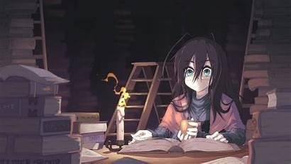 Studying Anime