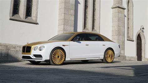 Wallpaper Mansory Bentley Continental, Flying Spur, Geneva